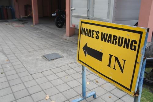 Bali MADE'S WARUNG2
