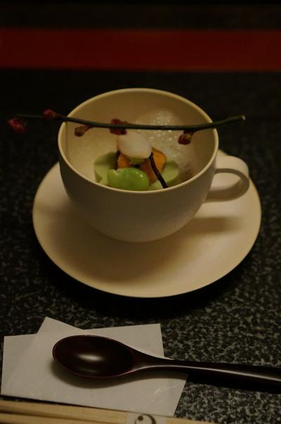 [京都旅] 星のや京都での夕食