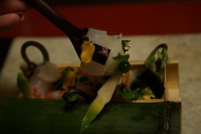 星のや京都夕食4