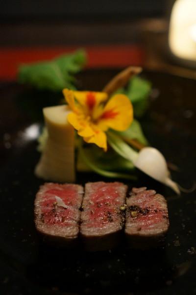 星のや京都夕食8