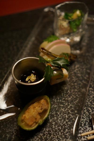星のや京都夕食3