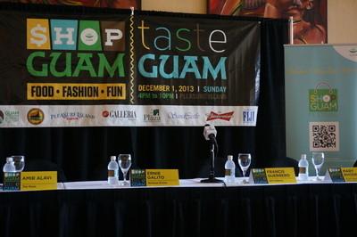 Shop guam festival 2013 1