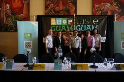 [グアム旅] Shop guam festival 2013 の記者会見に参加してきました!