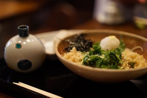 鎌倉 こ寿々の蕎麦を