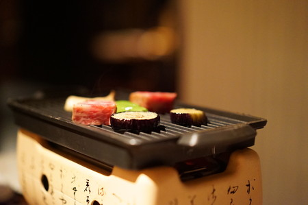竹泉荘 夕食_7