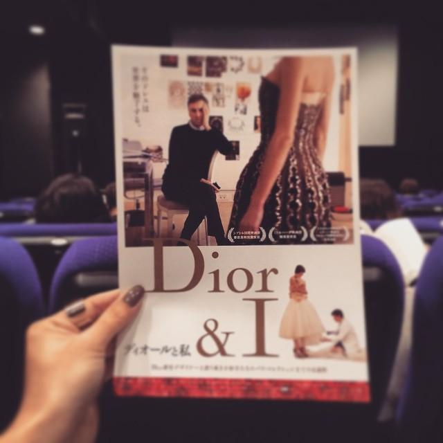 映画 Dior&I (ディオールと私)