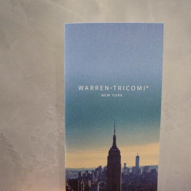 Warren・Tricomi