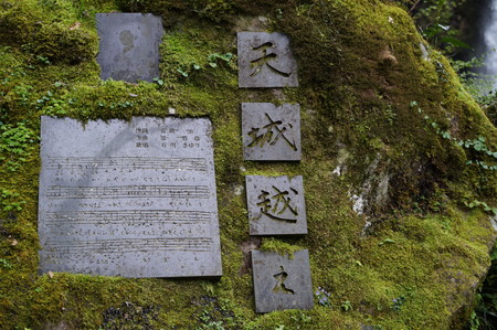天城越えで有名な伊豆 浄蓮の滝
