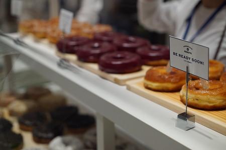 代官山 ガムテンズ ブルードーナツ(Camdensblue Donuts)