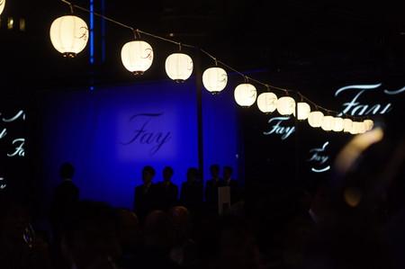 """TOD'Sのカジュアルブランド""""Fay"""""""