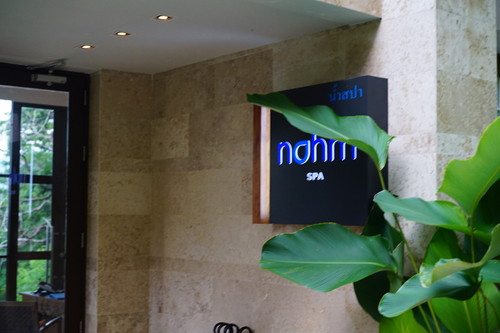 【プーケット2015】Hyatt Regency Phuket  nahm spa