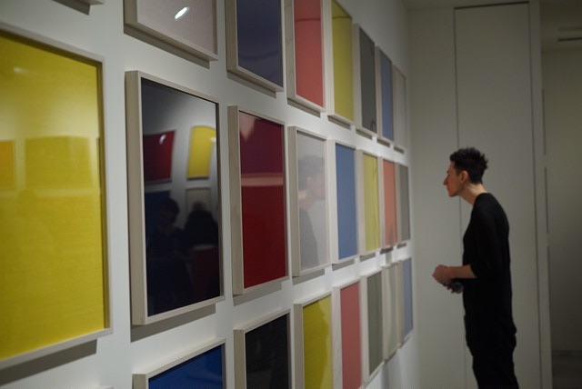 "【CoSTUME NATIONAL】Sol Lewitt ""Lines and color"" Opening Reception"