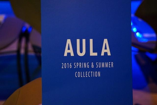 AULA 2016 SPRING&SUMMER