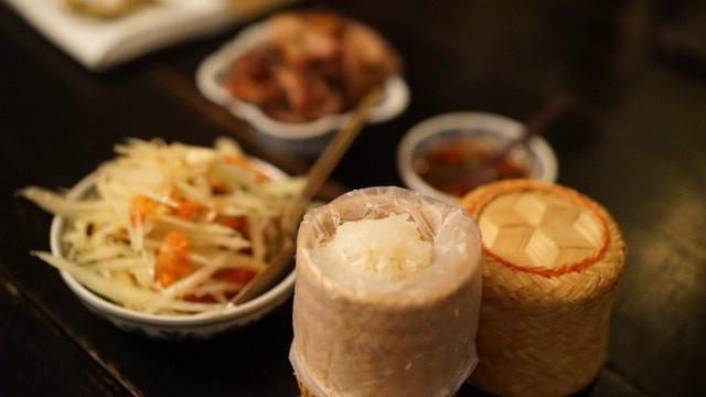 【バンコク2016】 洗練されたタイ料理 Cabochon hotel(カボションホテル)へ
