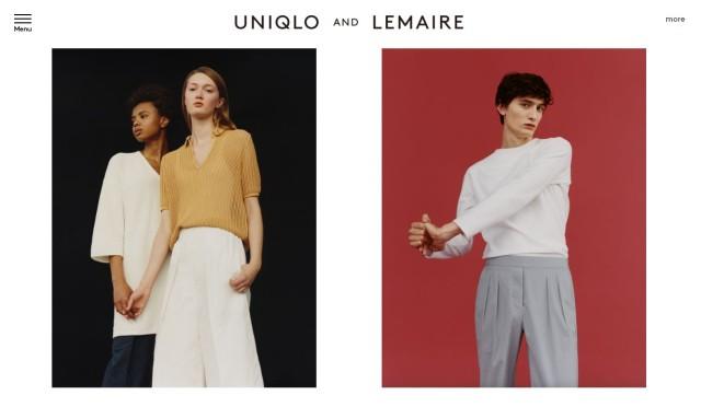 【まとめ】ユニクロ アンド ルメール(UNIQLO AND LEMAIRE)2016SS は、2016年3月4日(金)発売
