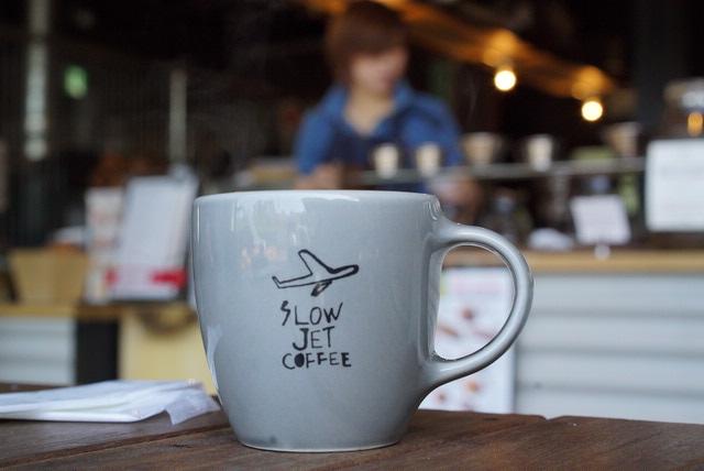 北千住 スロージェットコーヒー(slowjetcoffee)