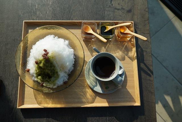 東急プラザ銀座 数寄屋橋茶房(SUKIYABASHI SABO)