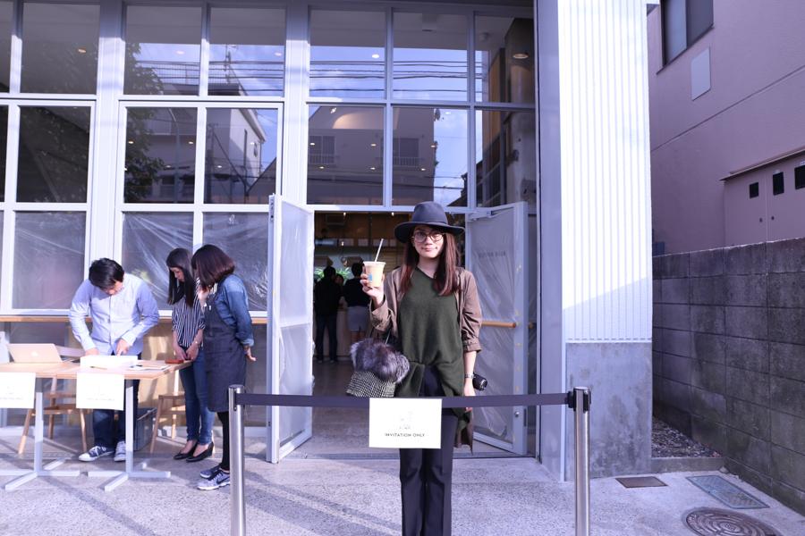 ブルーボトルコーヒー(blue bottle coffee)中目黒店へ行ってきました!