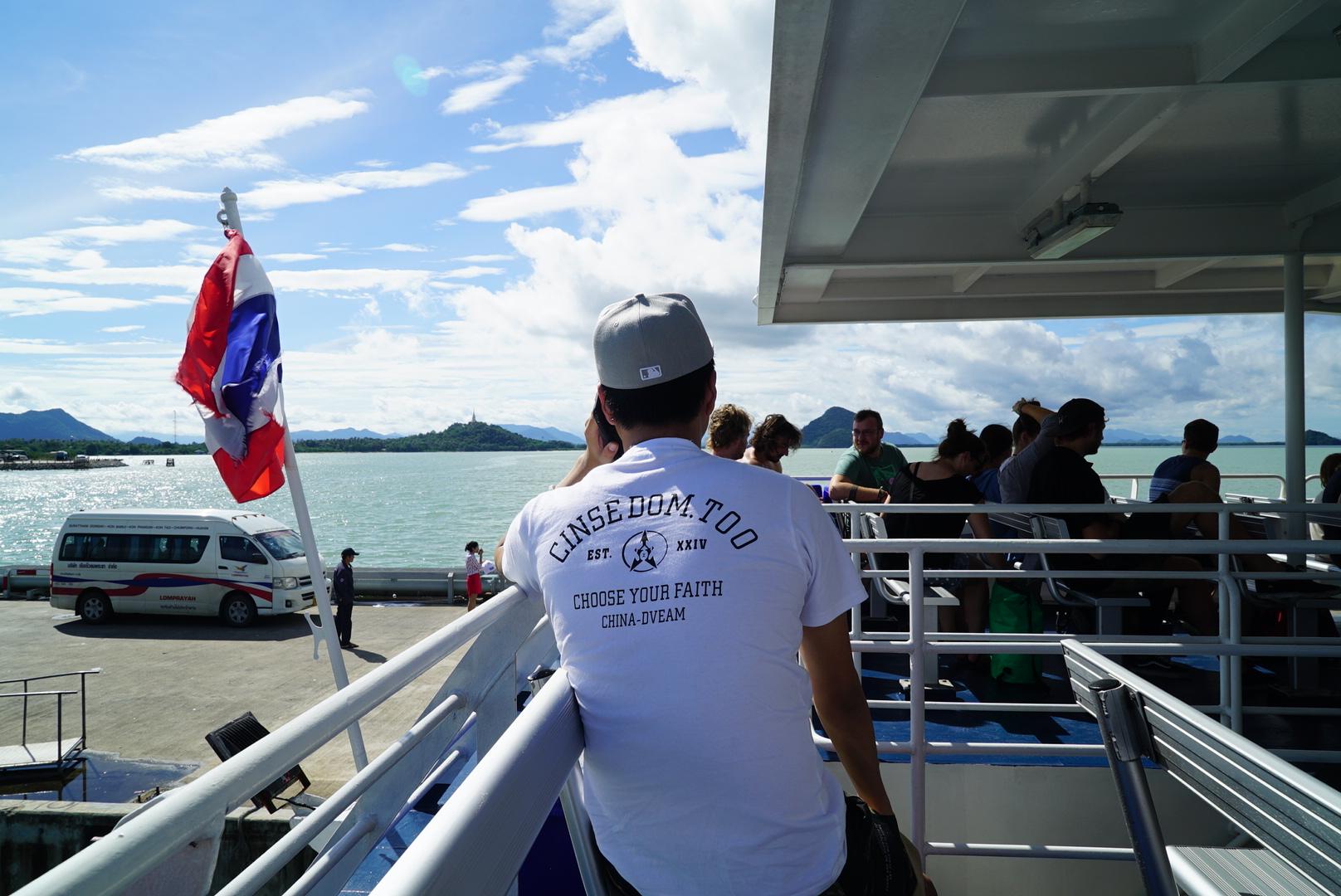 バンコクからサムイ島・パンガン島へ格安で行く方法・時間・経路