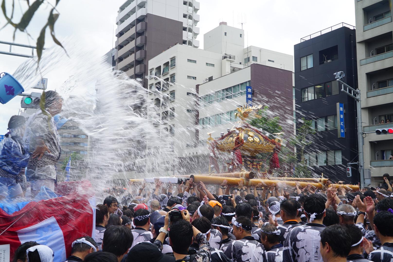 【まとめ】深川八幡祭りを愉しむコツ 富岡八幡宮例祭へ行ってきた!