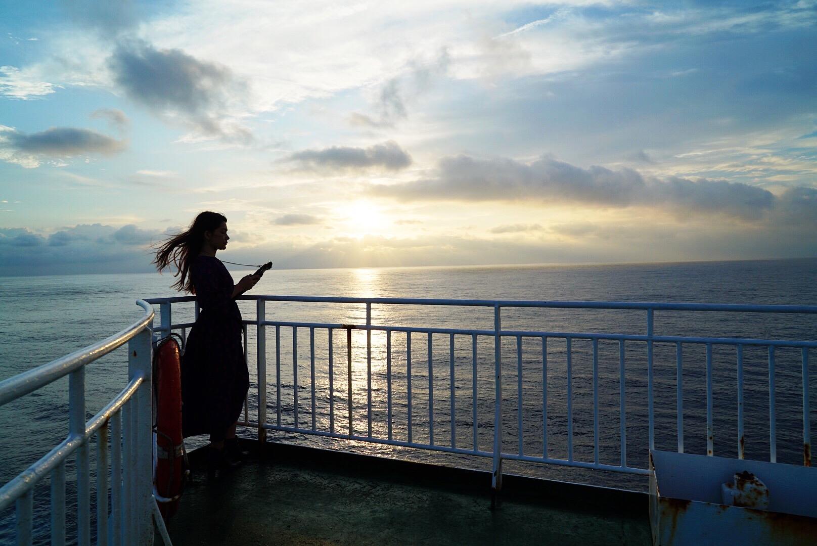 【まとめ】大阪-九州 さんふらわあ で快適船旅へ行ってきた