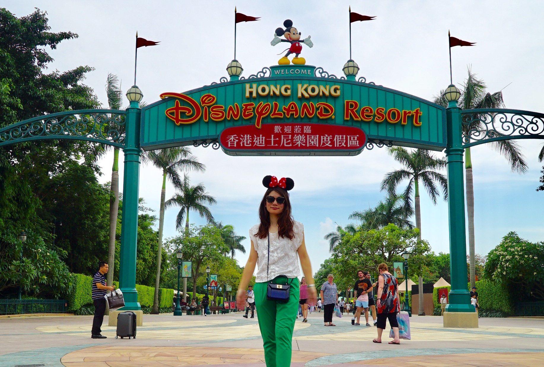香港 最強の大人ディズニー「香港ディズニーランド旅」