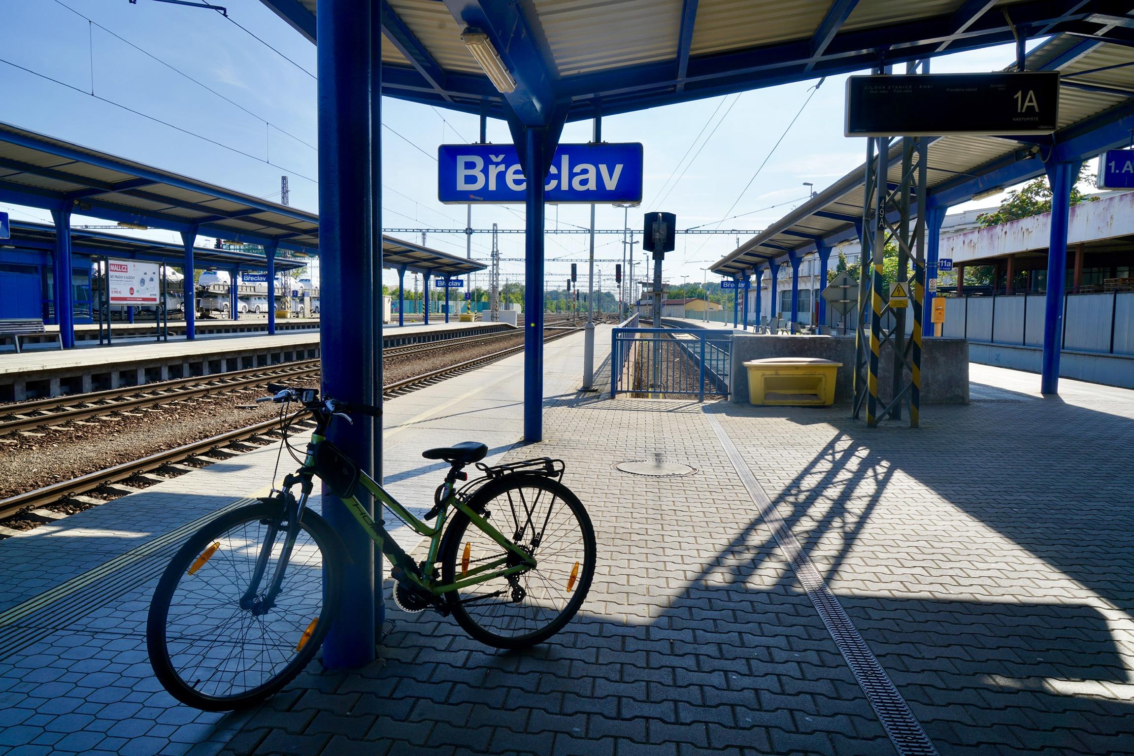 【ローカル気分で旅するチェコ】サイクリングで楽しむブジェツラフ&レドニツェ観光