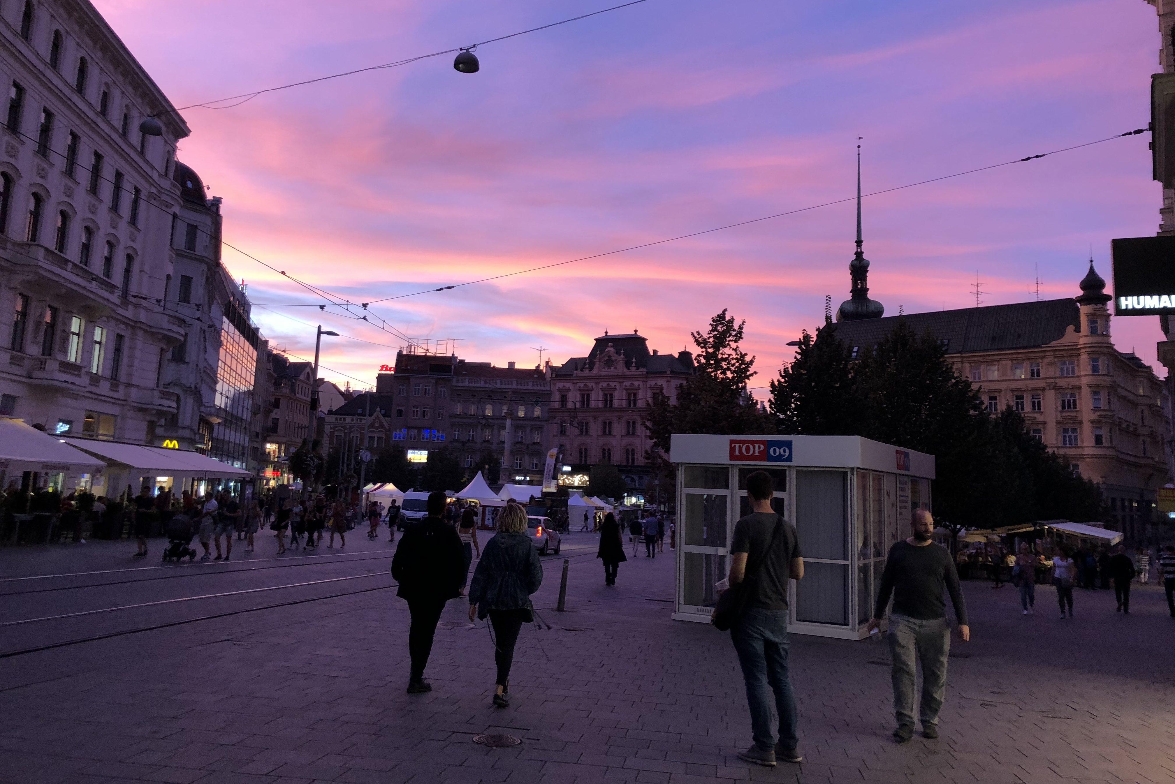 【チェコ第二の都市:BRNO】ブルノですべき10のこと(食と芸術 ブルノの表と裏)
