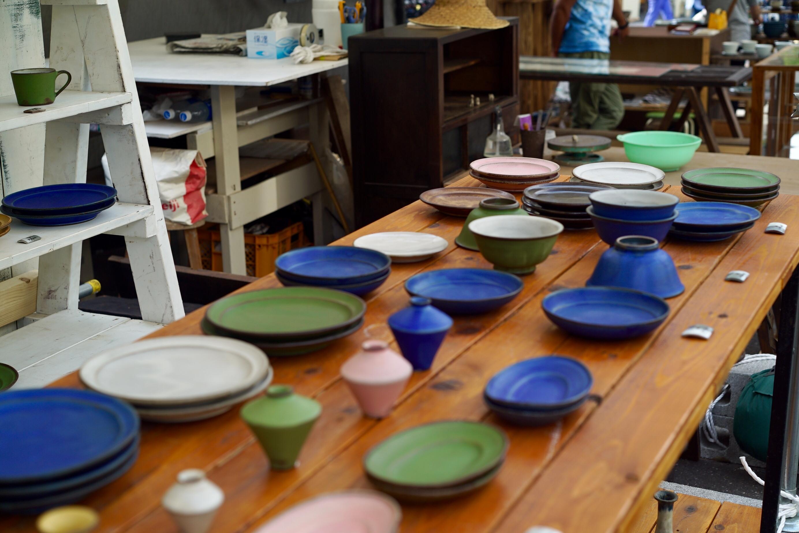 週末TRAVEL:春の益子陶器市へ行ってきた